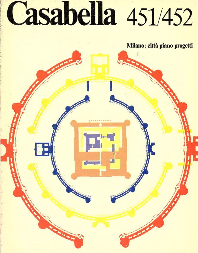 CASABELLA, n.451/452