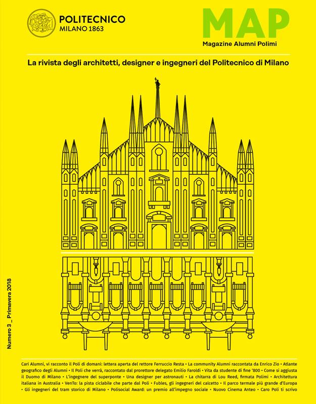 MAP Magazine Alumni Polimi, n. 03