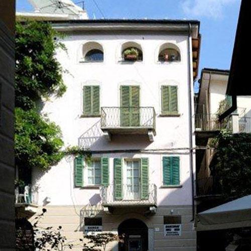 Appartamento privato – Orta San Giulio, 2011
