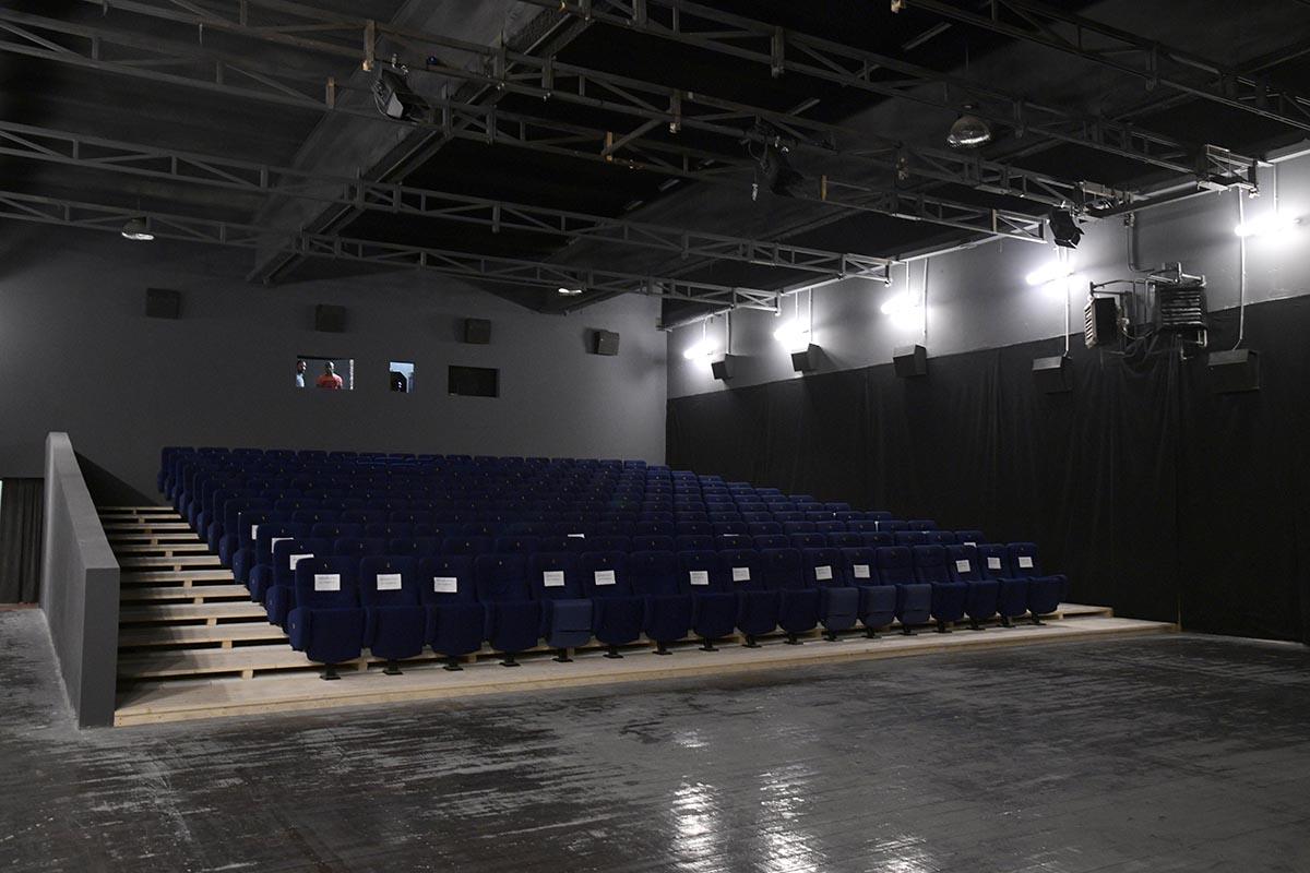 Cinema Anteo – Casa Circondariale di Bollate