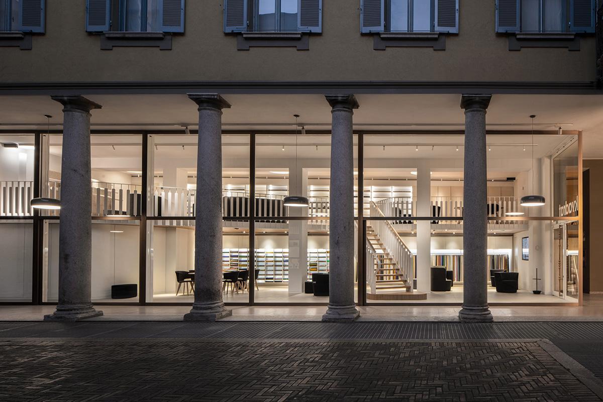Kvadrat Italia Spa – Milano, 2020